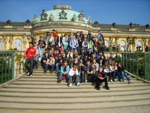 Pałac Sanssouci w Poczdamie